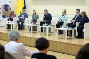 Глава Минсоцполитики призвала ОТГ активнее приобщаться к развитию социальной сферы