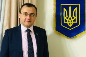 Василий Боднар, заместитель министра иностранных дел Украины