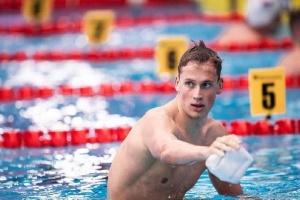 Романчук вышел в финал чемпионата Европы по плаванию в короткой воде