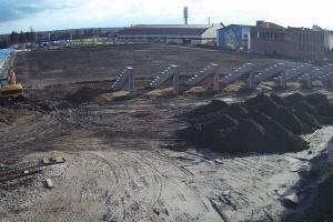 «Колос» откроет свой стадион в Ковалевке в апреле 2020 года
