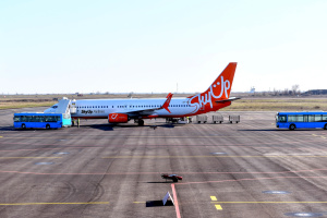 SkyUp launches Odesa-Zaporizhzhia flights in May