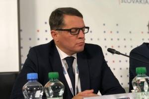 Сущенко напомнил Дезиру о заключенных в РФ крымских журналистах