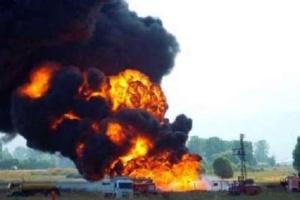 В результате взрыва нефтепровода в Нигерии погиб человек