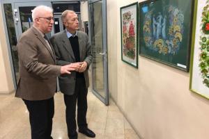 У Литві відзначили шосту річницю внесення «петриківки» до списку нематеріальної спадщини ЮНЕСКО
