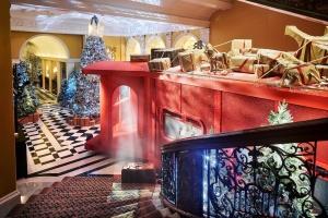 Як п'ятизіркові готелі прикрашені до Різдва