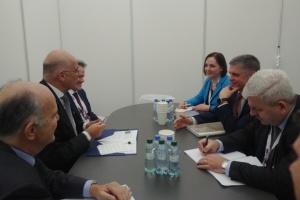 Nikos Dendias: El nuevo Gobierno griego apoya firmemente la integridad territorial de Ucrania