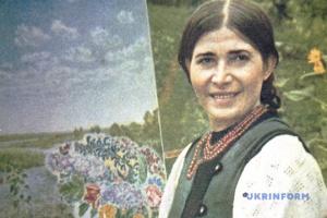 """До 120-річчя Катерини Білокур музей декоративного мистецтва """"оживить"""" її картини"""