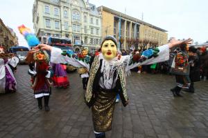 В Черновцах после годичного перерыва вновь проведут фестиваль маланок