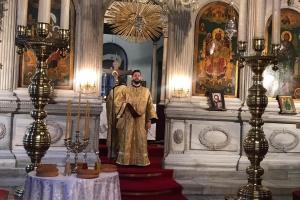 У Стамбулі під час богослужіння до Дня Святого Миколая молилися українською