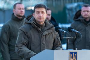 Зеленский убежден, что в Украине нет антисемитизма