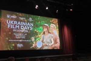 """Стрічка """"Ціна правди"""" відкрила Дні українського кіно в Лондоні"""