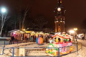 В Виннице новогодне-рождественская ярмарка начнется 14 декабря