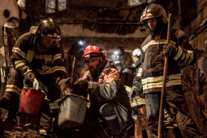 Death toll from Odesa college fire rises to 16