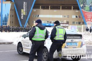 Шахтер - Олимпик: во время матча в Харькове будут дежурить около 300 полицейских
