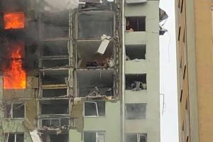 У Словаччині в багатоповерхівці стався вибух, є загиблі