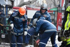 Пожар в Одессе: под завалами обнаружили еще два тела, 11 пропавших до сих пор ищут