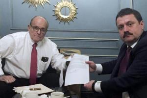 Що Руді Джуліані шукав у Києві і що привіз до Вашингтона?
