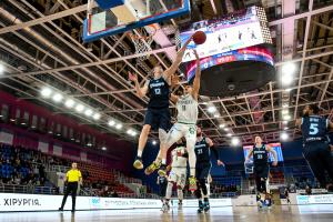 Суперліга: «Дніпро», «Черкаські Мавпи», «Київ-Баскет» і «Прометей» здобули перемоги