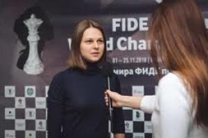 Анна Музичук перемогла росіянку Лагно на другому етапі Гран-прі ФІДЕ в Монако