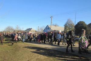 На Одещині поховали першу жертву пожежі на Троїцькій