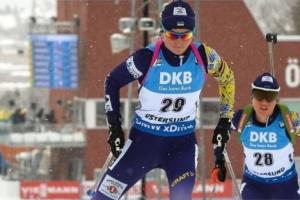 Визначився склад жіночої естафети України на шведському етапі Кубка світу з біатлону