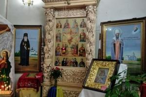Епіфаній у Чернігові освятив унікальну ікону Покрови Пресвятої Богородиці