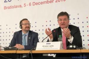 Україна до місцевих виборів має отримати доступ на всю територію Донбасу — Лайчак