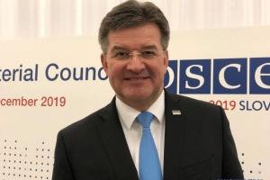 Совет ЕС назначил Лайчака представителем в диалоге между Сербией и Косово