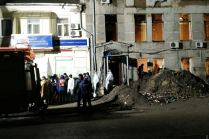 Число жертв пожара в Одессе выросло до семи