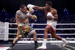 Бокс: Джошуа переміг Руїса