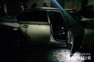 На Донеччині обстріляли легковик - нападників затримали за замах на вбивство