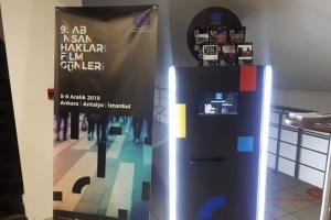 В Анкаре показали фильм о детстве и войне на Донбассе