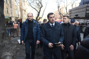 Гончарук доручив МВС вдосконалити систему протипожежної безпеки