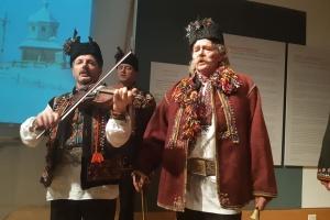 В Українському музеї в Нью-Йорку відбувся концерт «Коляда і музика з Карпат»