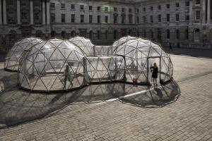 """На климатической конференции в Мадриде установили """"Капсулы загрязнения"""""""