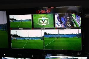 УАФ будет использовать VAR в двух матчах тура Премьер-лиги