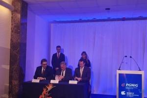 Польська PGNiG й українська ERU спільно видобуватимуть газ на Львівщині