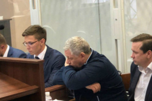 Ексголова слідчого управління ГПУ Щербина вийшов із СІЗО