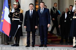 В Україну готують візит Макрона - посол