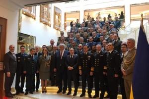 В Анкарі пройшов прийом з нагоди 28 річниці ЗСУ
