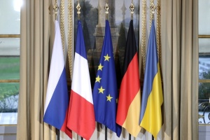 Reznikov does not rule out holding of Normandy format summit in August