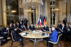 """Зеленський: """"Нормандська четвірка"""" підтримує обмін """"всіх на всіх"""" до 31 грудня"""