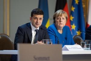 Зеленський пропонує створити окрему підгрупу в ТКГ для переговорів щодо кордону