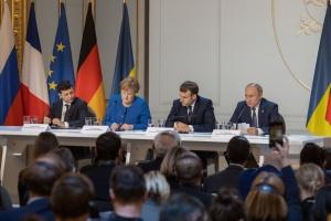 Die Presse о саммите в Париже: Москва хочет сохранить свое влияние на Донбассе
