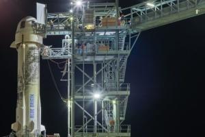 Космический корабль миллиардера Безоса совершит суборбитальный полет