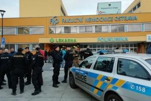 Чоловік, який вбив шістьох людей у чеській лікарні, застрелився