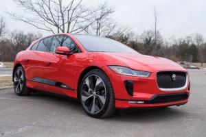 """Jaguar """"прокачав"""" свій перший електрокар"""
