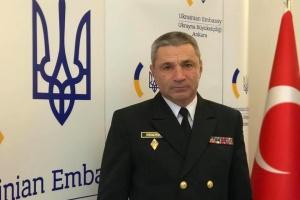 Командувач ВМС розповів, де служитимуть повернуті з полону моряки