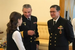 Turkish Navy will help Ukraine move to NATO standards - Voronchenko
