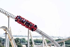 Лучший тематический парк развлечений 2019 года расположен в ОАЭ